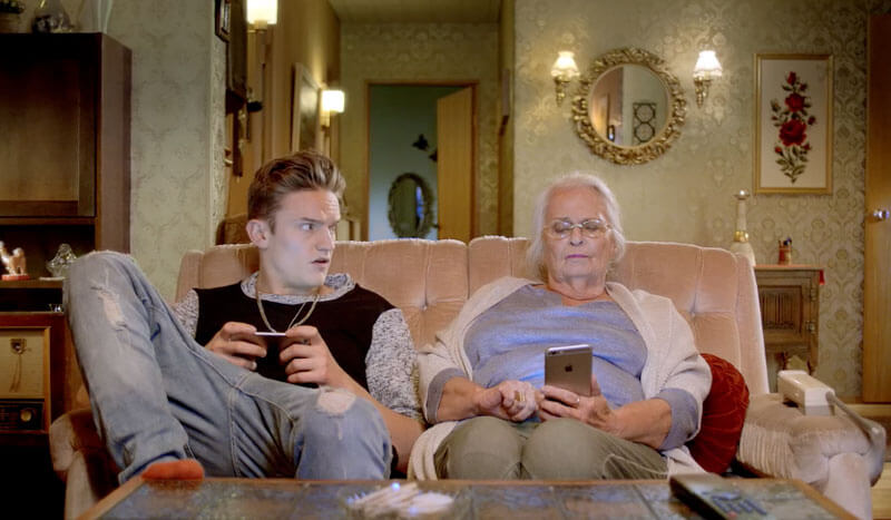 Grandma Part 1