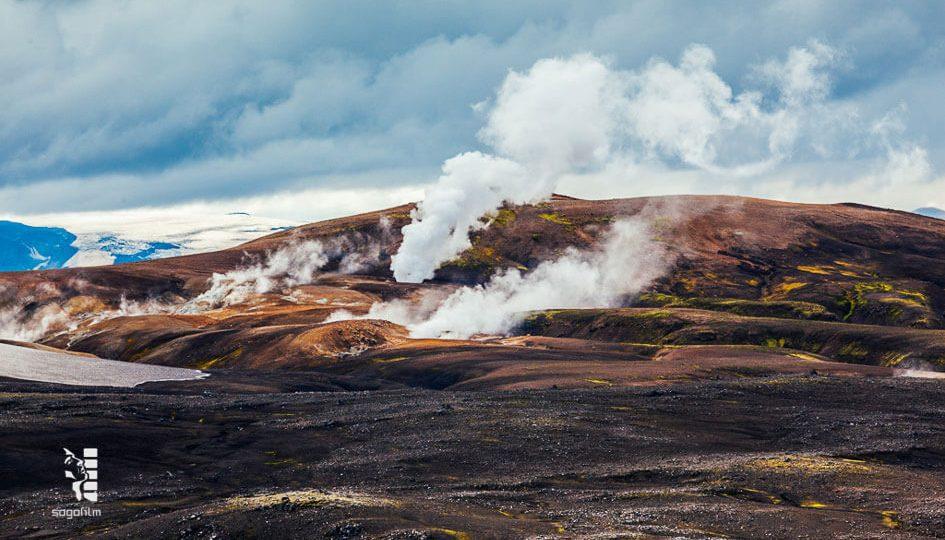 Geysers & Geothermal Areas
