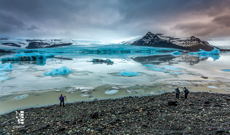 Glacial Lagoons