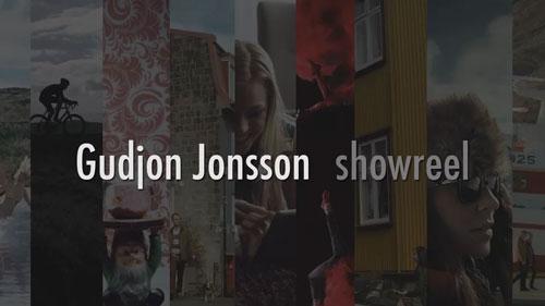 GUDJON'S SHOWREEL